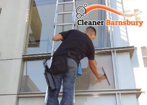 Window Cleaner Barnsbury